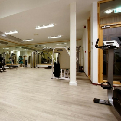 Chasse Hotel fitness vk