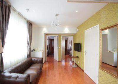 Chasse Hotel kamer 3